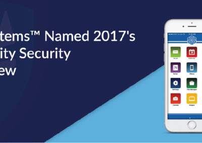 Secure.Systems: GDS 2017 Award