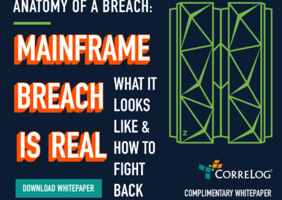 CorreLog: Anatomy of a Mainframe Breach Ad