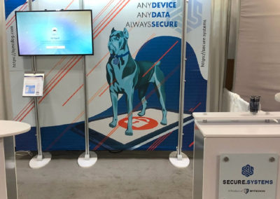 SyncDog Conference Booth